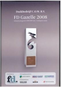 FD Gazelle 2008